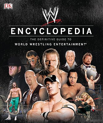 WWE Encyclopedia Cover