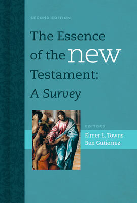 Cover for The Essence of the New Testament