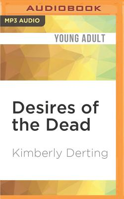 Desires of the Dead (Body Finder #2) Cover Image