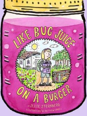 Like Bug Juice on a Burger Cover