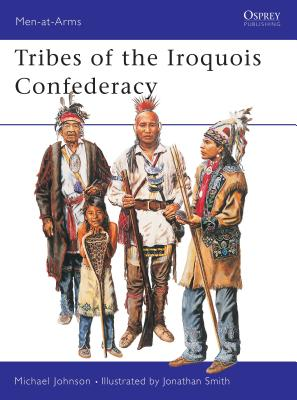 Tribes of the Iroquois Confederacy Cover