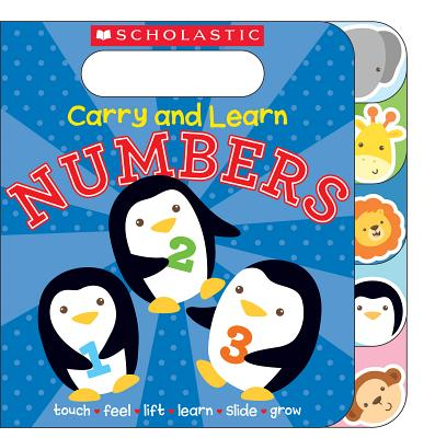 Cover for Carry and Learn Numbers