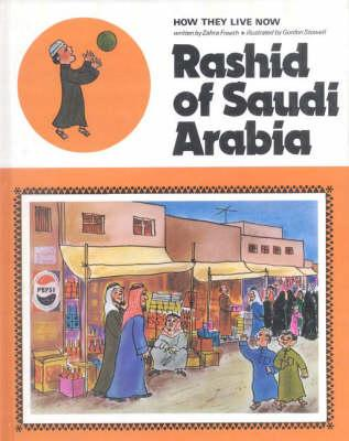 Rashid of Saudi Arabia Cover Image