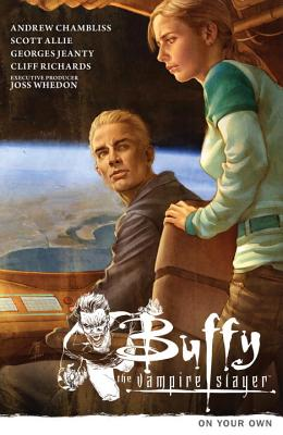 Buffy the Vampire Slayer Season 9 Volume 2 Cover