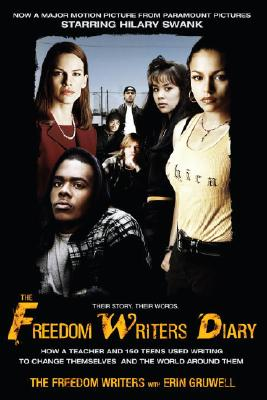The Freedom Writers Diary (Movie Tie-in Edition) Cover