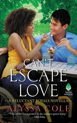 Can't Escape Love: A Reluctant Royals Novella Cover Image