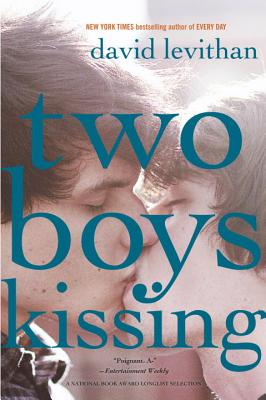 Two Boys Kissing (Hardcover) By David Levithan