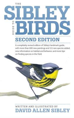 The Sibley Guide to Birds Cover Image