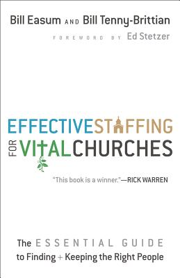Cover for Effective Staffing for Vital Churches