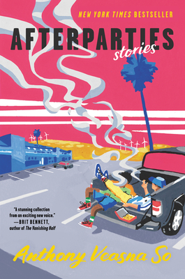 Cover Image for Afterparties: Stories