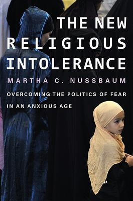 The New Religious Intolerance Cover