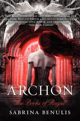 Archon: The Books of Raziel Cover Image