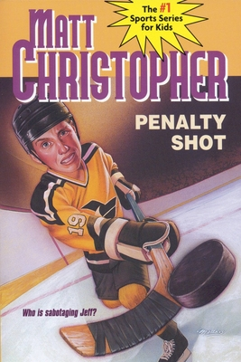 Penalty Shot Cover Image