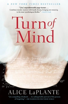 Turn of Mind (Paperback) By Alice LaPlante