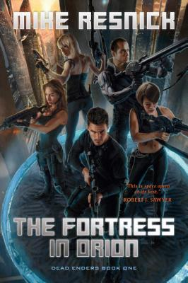 The Fortress in Orion Cover