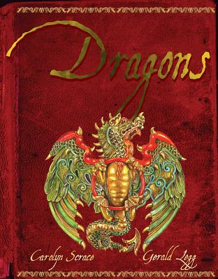 Cover for Dragons (Big Book of)