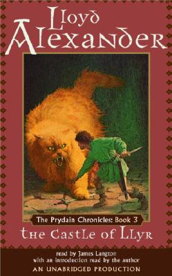 The Prydain Chronicles Book Three: The Castle of Llyr Cover Image