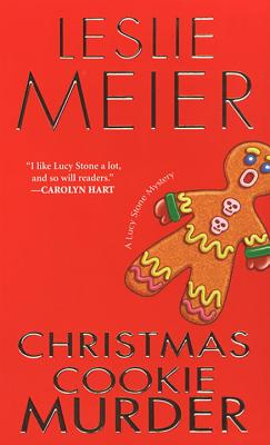 Christmas Cookie Murder: A Lucy Stone Mystery Cover Image