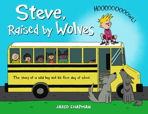 Steve, Raised by Wolves Cover Image