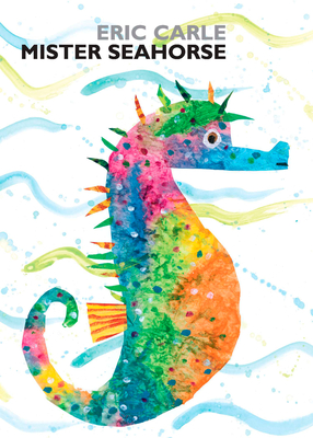 Mister Seahorse: board book Cover Image