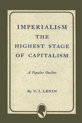 Imperialism the Highest Stage of Capitalism Cover Image