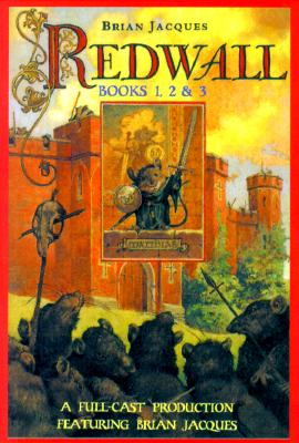 Redwall: Books 1, 2, and 3 Cover Image