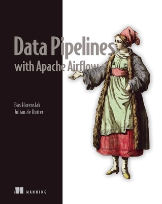 Data Pipelines with Apache Airflow Cover Image