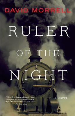 Cover for Ruler of the Night (Thomas and Emily De Quincey #3)