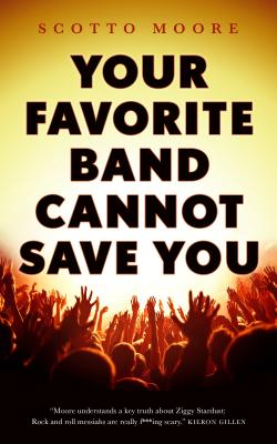 Cover for Your Favorite Band Cannot Save You