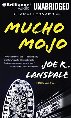 Mucho Mojo: A Hap and Leonard Novel Cover Image
