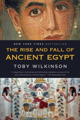 The Rise and Fall of Ancient Egypt Cover