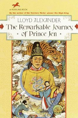 The Remarkable Journey of Prince Jen Cover Image