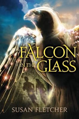 Falcon in the Glass Cover