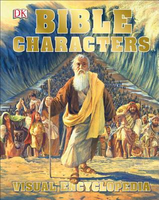 Cover for Bible Characters Visual Encyclopedia