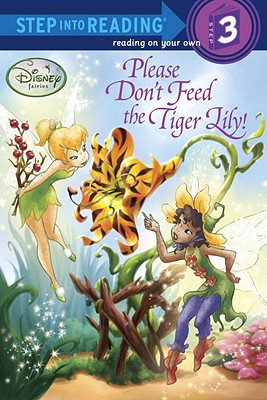 Please Don't Feed the Tiger Lily! Cover