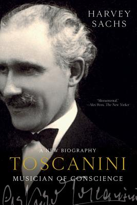 Toscanini: Musician of Conscience Cover Image