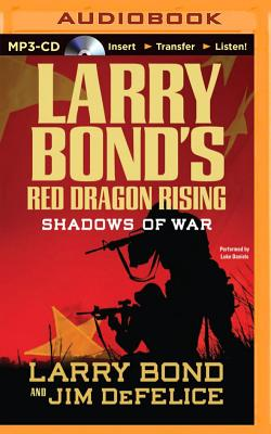 Shadows of War (Red Dragon #1) Cover Image