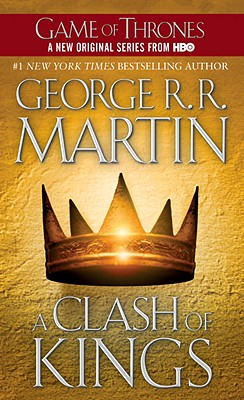A Clash of Kings: A Song of Ice and Fire: Book Two Cover Image
