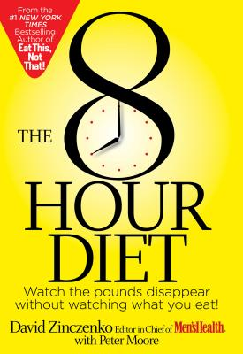 The 8-Hour Diet Cover