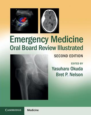 Emergency Medicine Oral Board Review Illustrated Cover Image