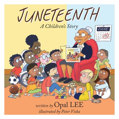 Juneteenth: A Children's Story Cover Image