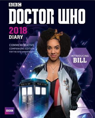 Doctor Who Diary 2018 Cover Image