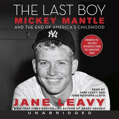 Cover for The Last Boy