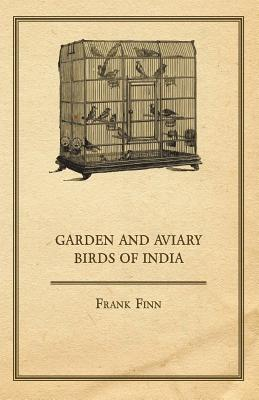 Garden and Aviary Birds of India Cover Image
