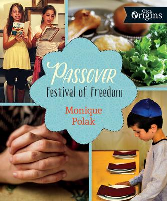 Passover: Festival of Freedom (Orca Origins #1) Cover Image