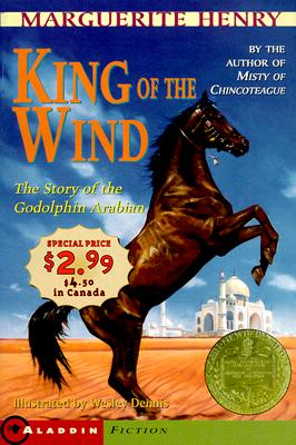 King of the Wind Cover Image