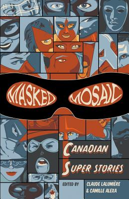 Cover for Masked Mosaic