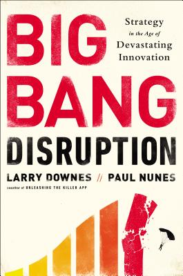 Big Bang Disruption Cover