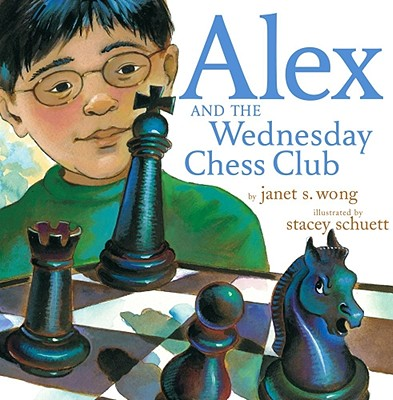 Cover for Alex and the Wednesday Chess Club