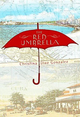 The Red Umbrella Cover